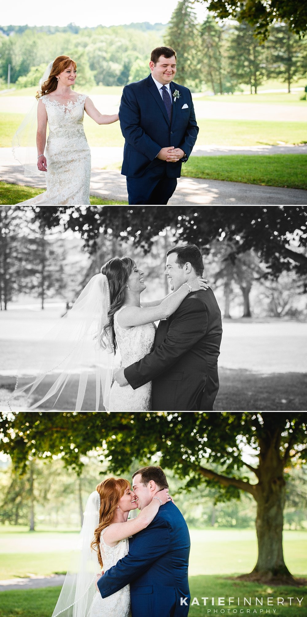 Geneva Country Club Finger Lakes Wedding Photography