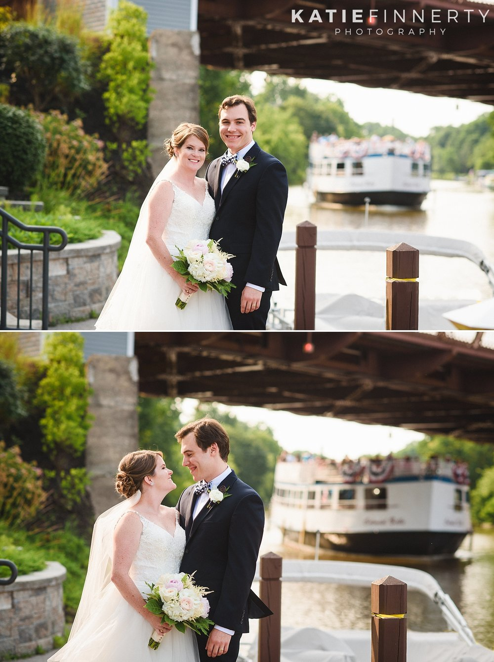 Fairport Canal Wedding Photography