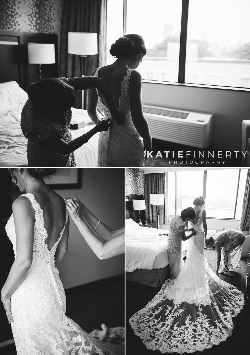 Strathallan Hotel Downtown Rochester Wedding Photography