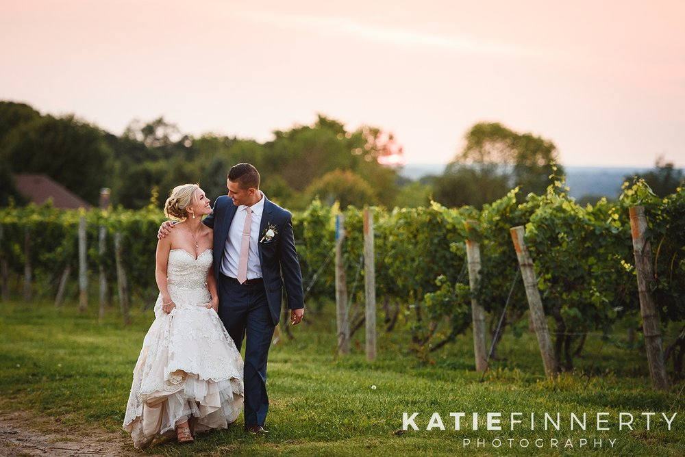 Casa Larga Winery Rochester Wedding Photography