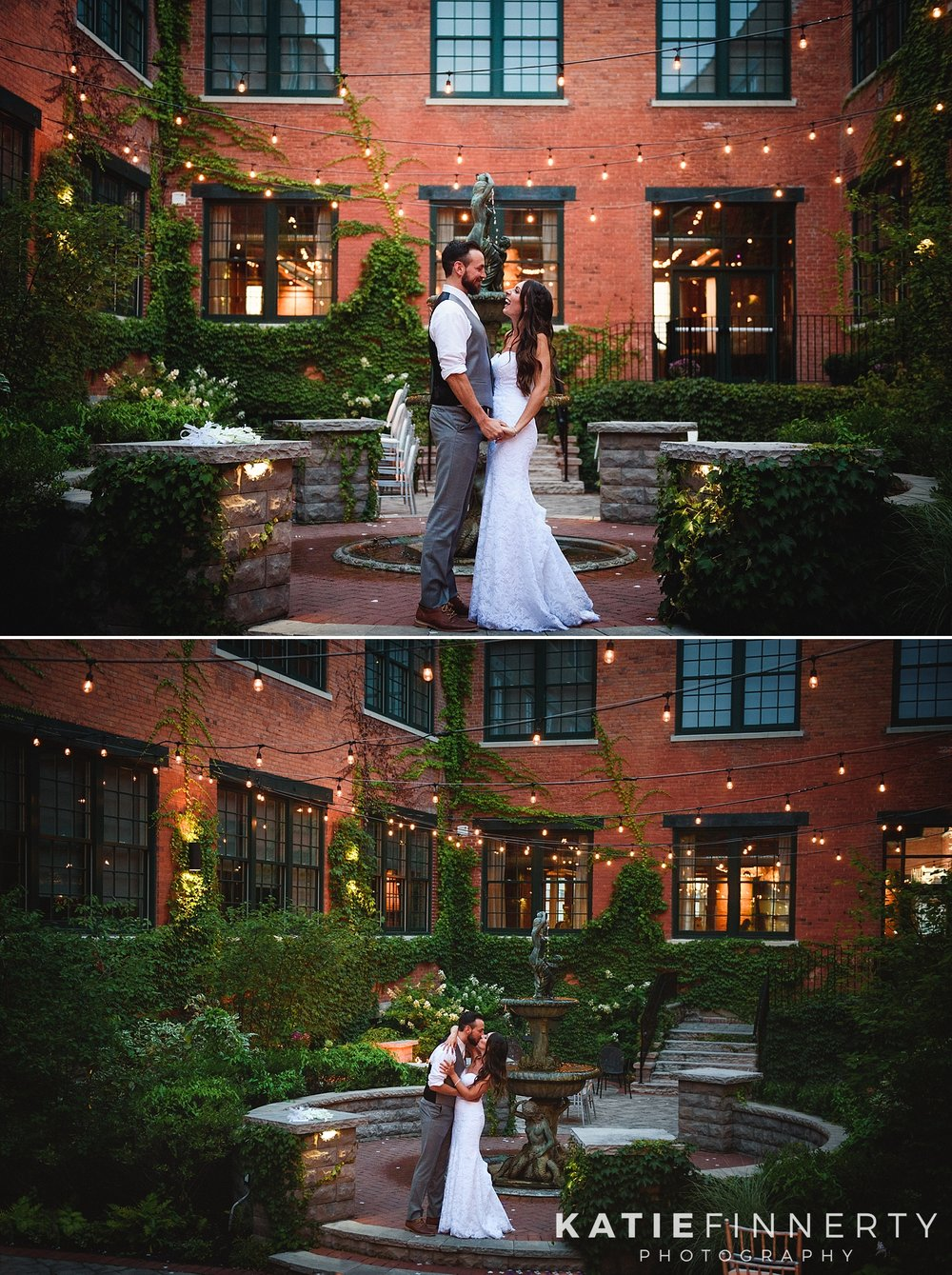 The Foundry Suites Downtown Buffalo Wedding