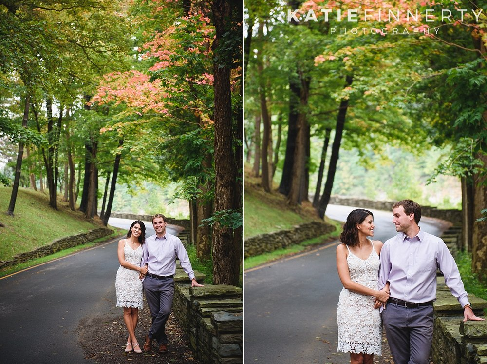Letchworth State Park Engagement Session