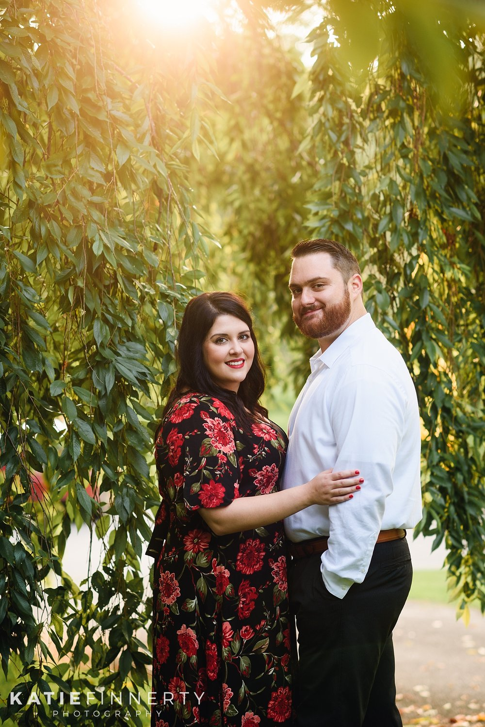 Highland Park Rochester Engagement Session