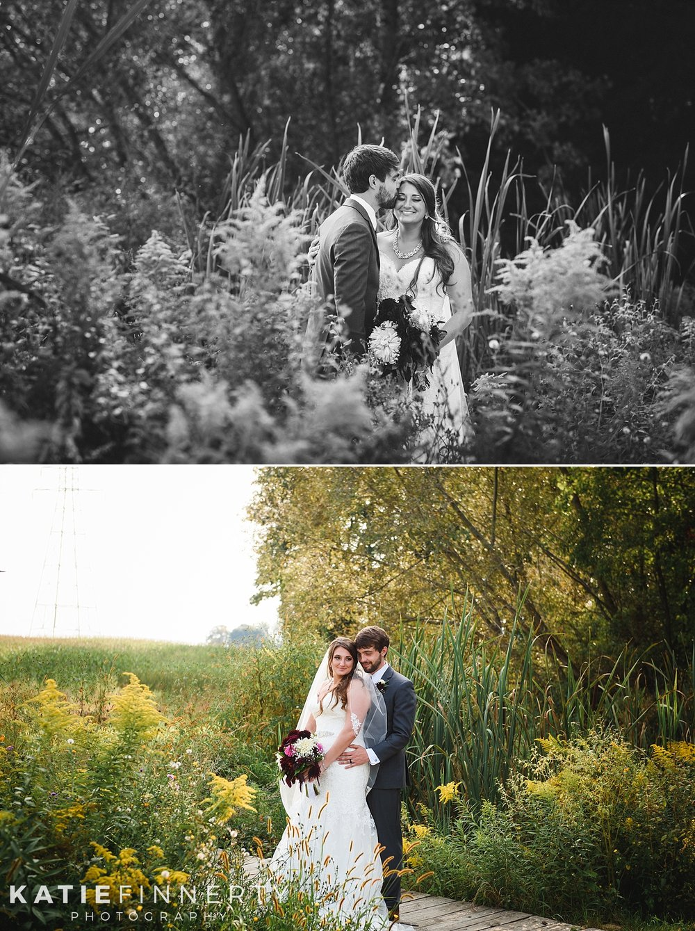 Normandie Orchards Rochester Wedding Photography