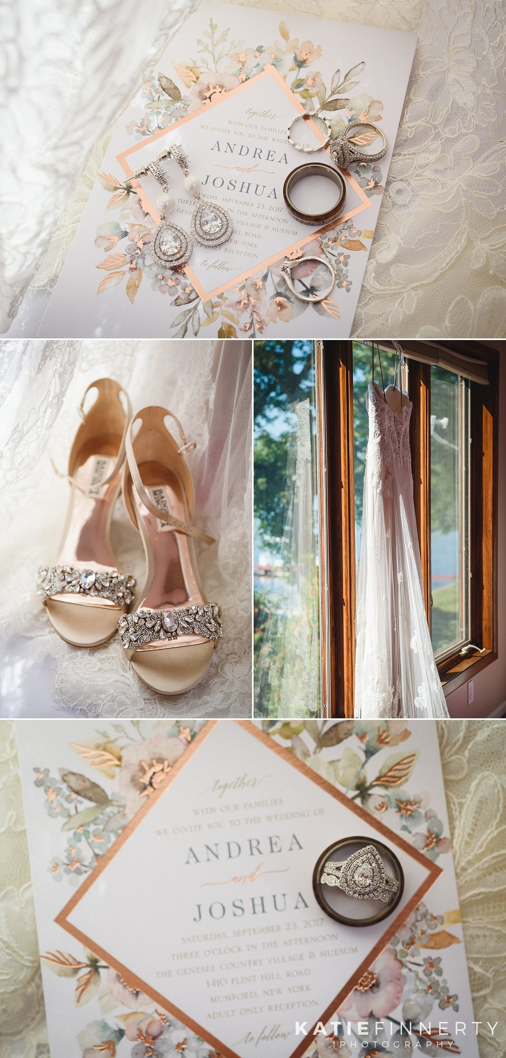 Genesee Country Village and Museum Wedding