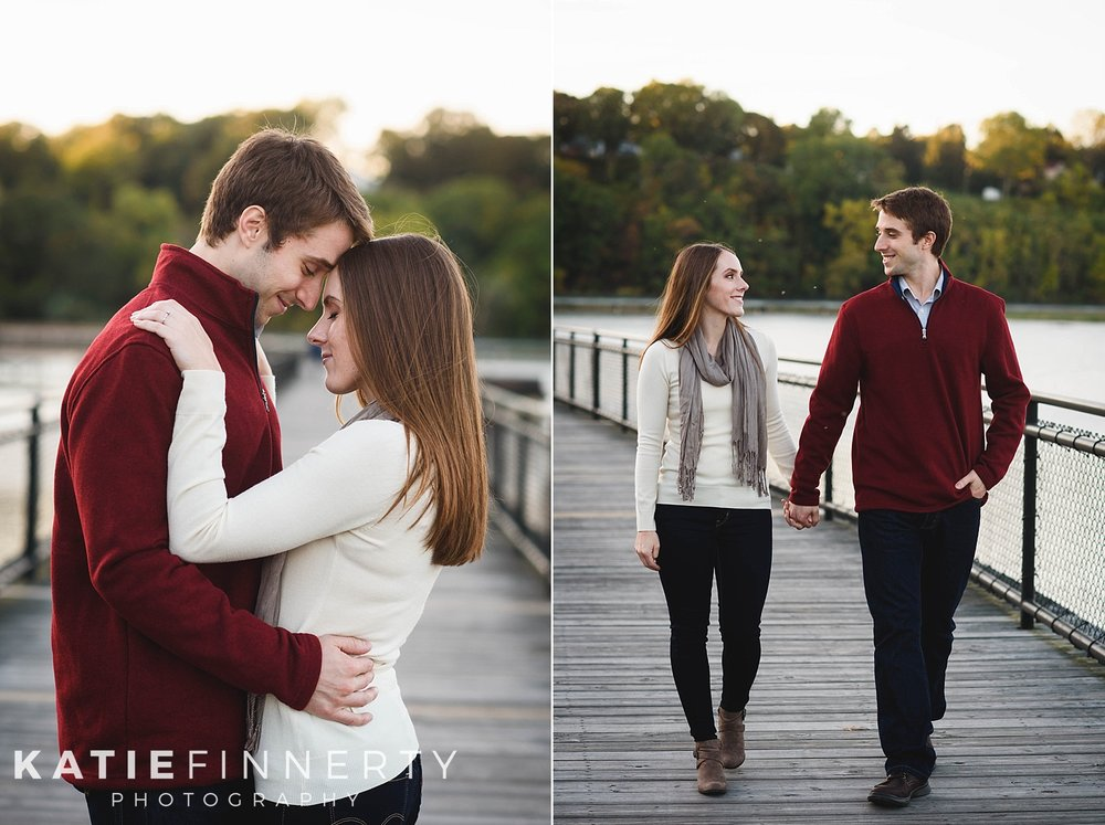 Turning Point Park Rochester Engagement Session Photography