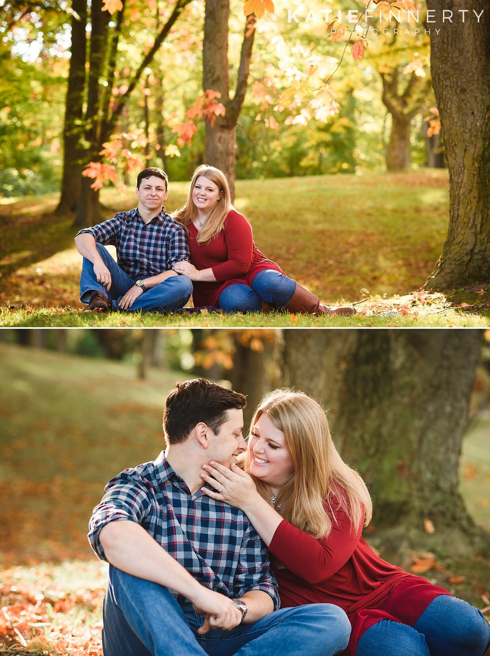Highland Park Rochester Engagement Photography