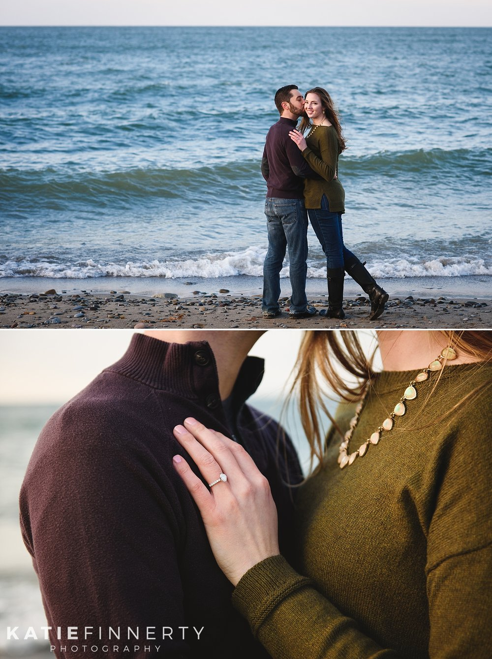 Old Fort Niagara Youngstown Engagement Photography