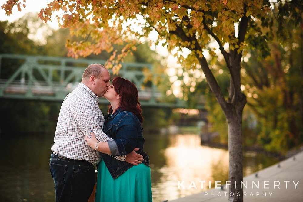 Pittsford Canal Schoen Place Rochester Engagement Session Photography