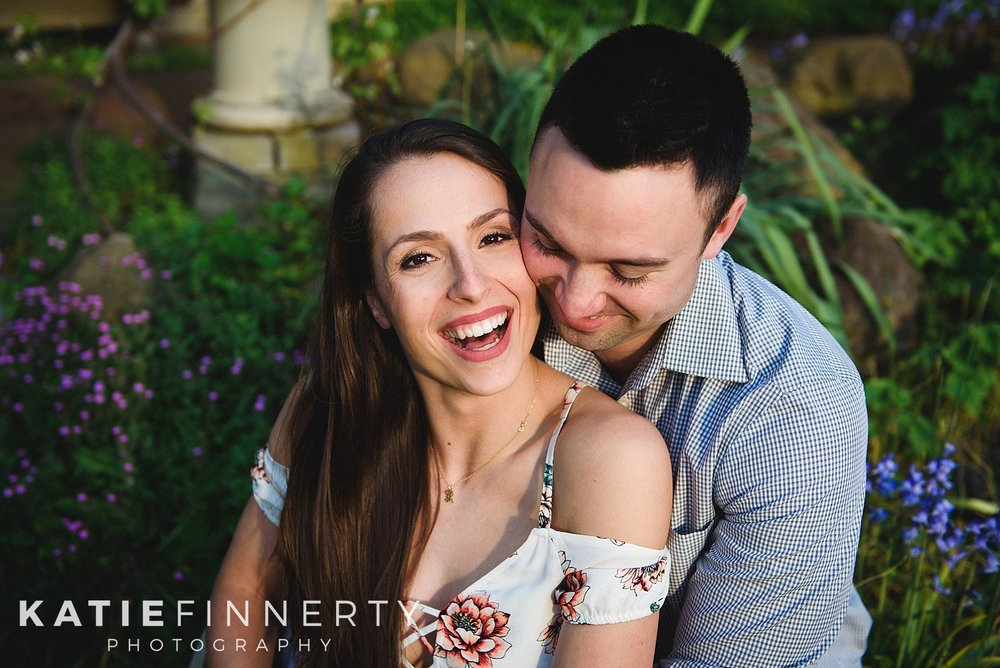 George Eastman House Rochester Spring Engagement Session Photography