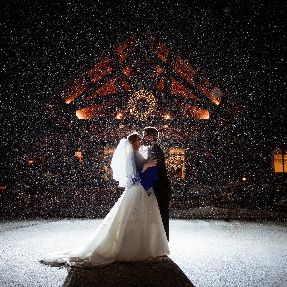 elopements + weddings  -