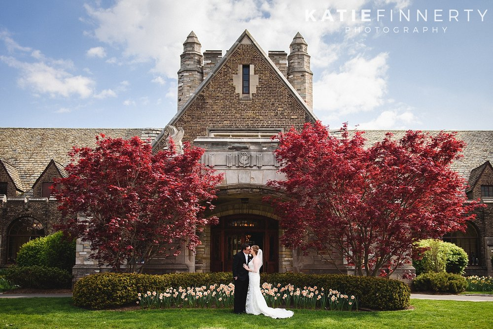 Park Country Club Buffalo Spring Wedding Photography