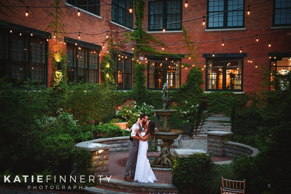 The Foundry Buffalo Summer Wedding Photography