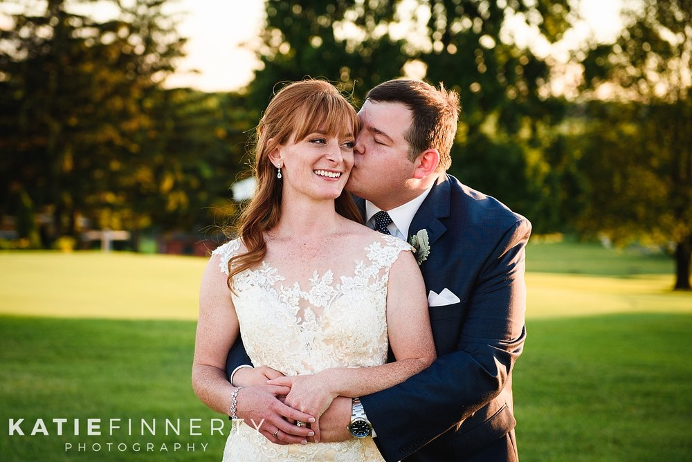 Geneva Country Club Summer Wedding Photography