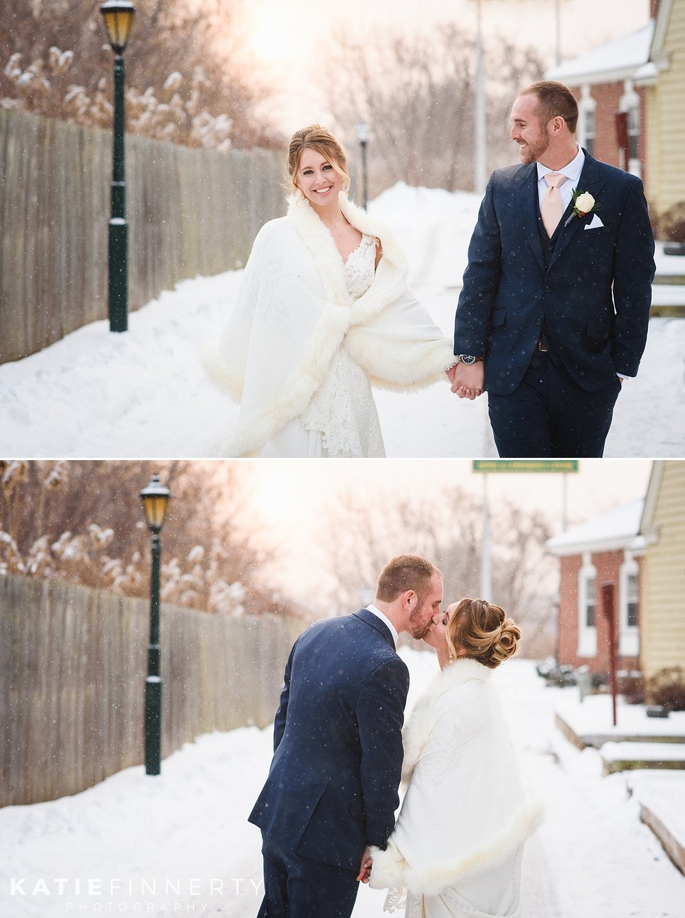 Desmond Hotel Albany Winter Wedding Photography