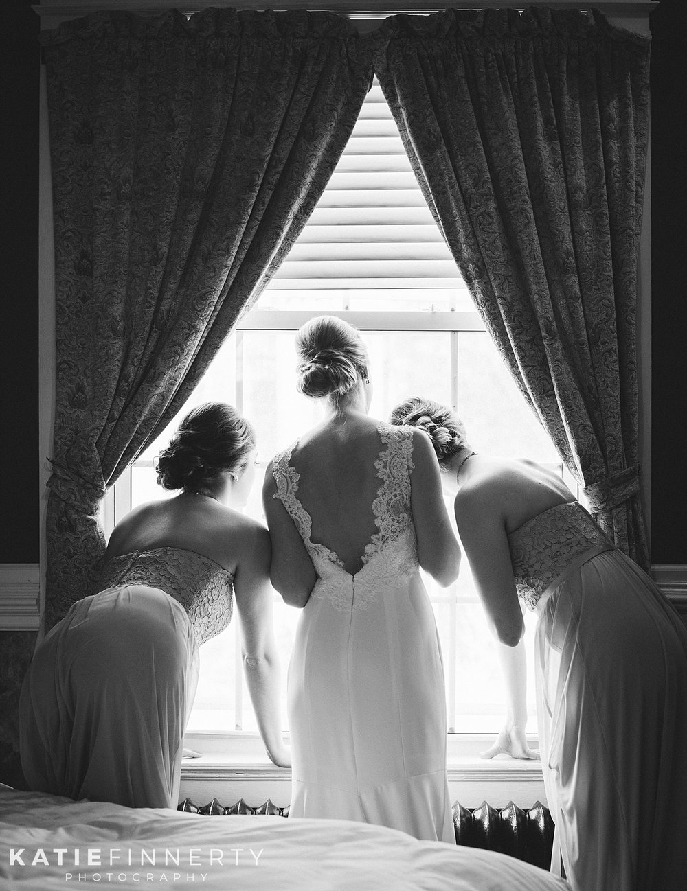Inn on Broadway Rochester Winter Wedding Photography