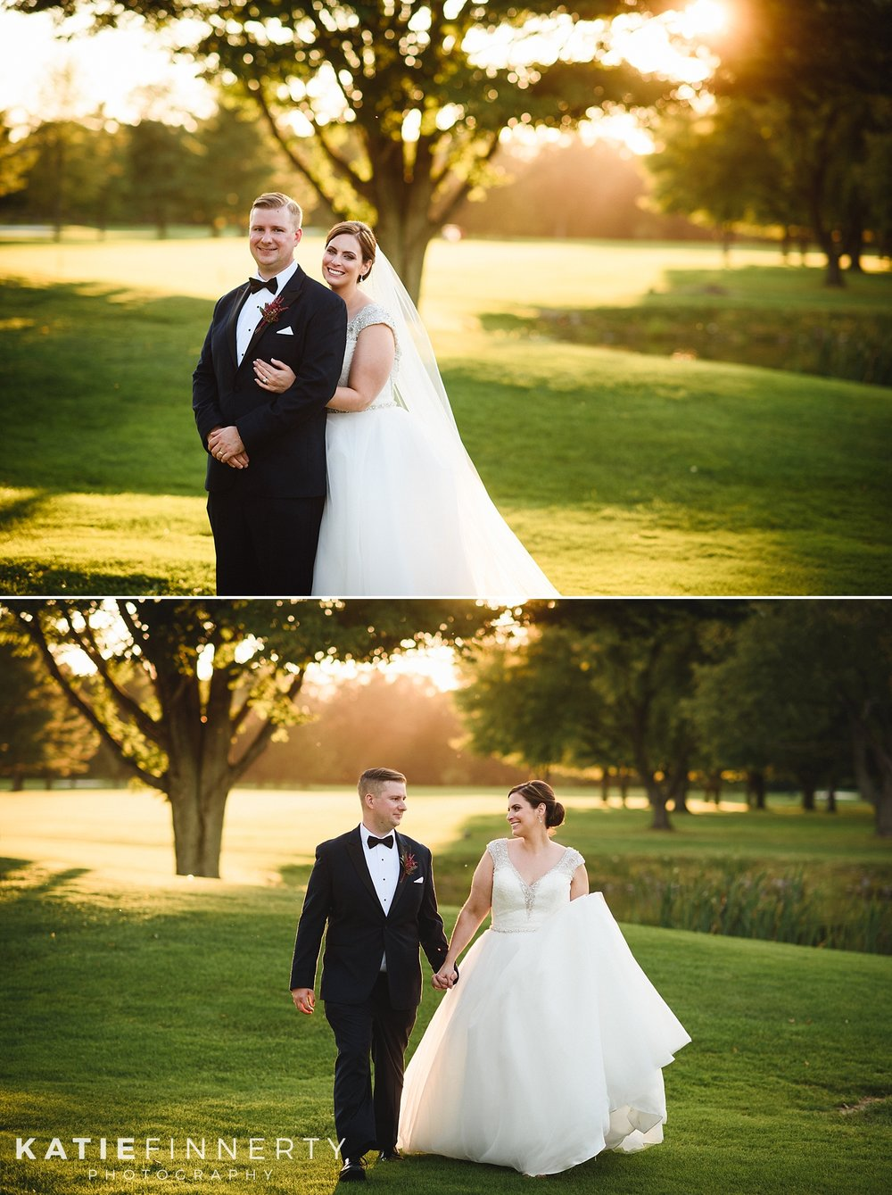 Deerfield Country Club Rochester Summer Wedding Photography