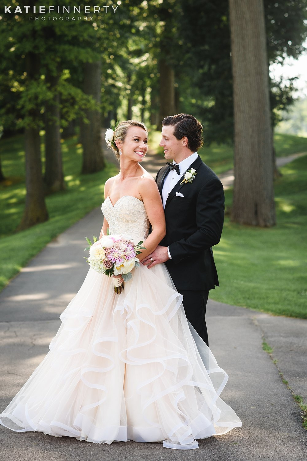 Irondequoit Country Club Rochester Wedding Photography
