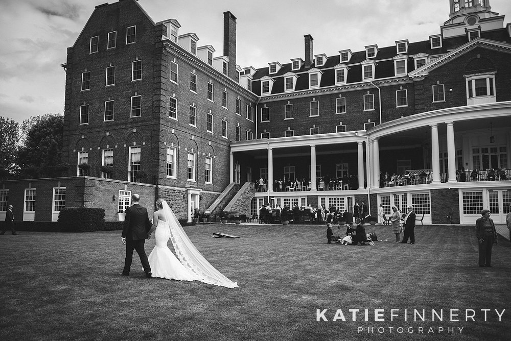 Otesaga Resort Cooperstown Wedding Photography