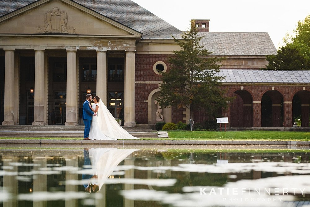 Hall of Springs Saratoga Wedding Photography