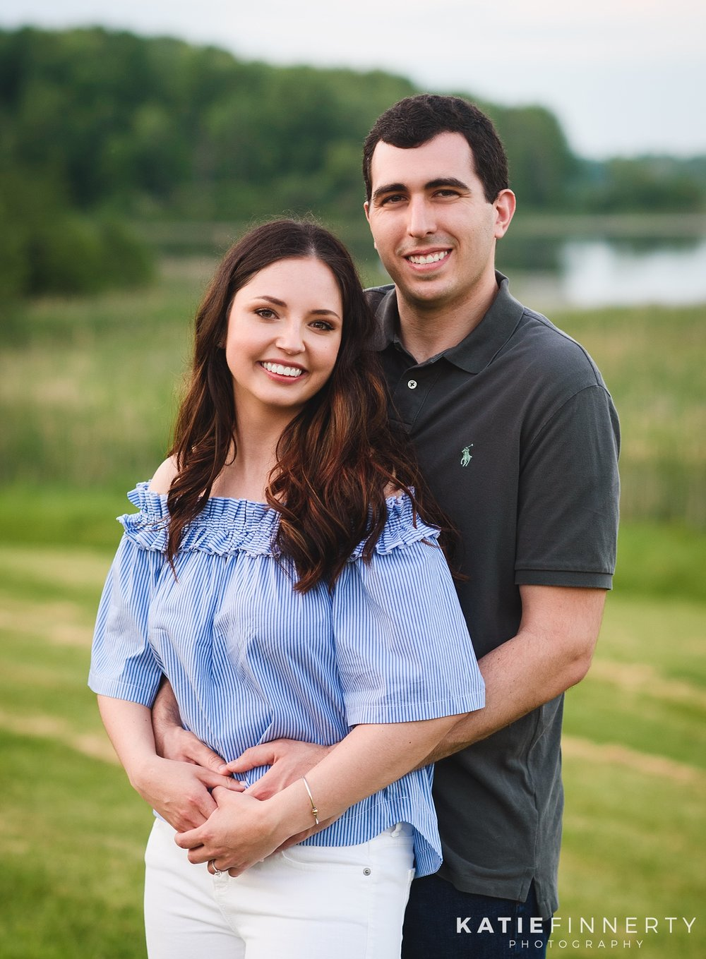 Mendon Ponds Park Rochester Engagement Session