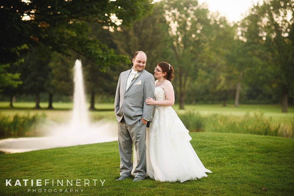 Deerfield Country Club Wedding