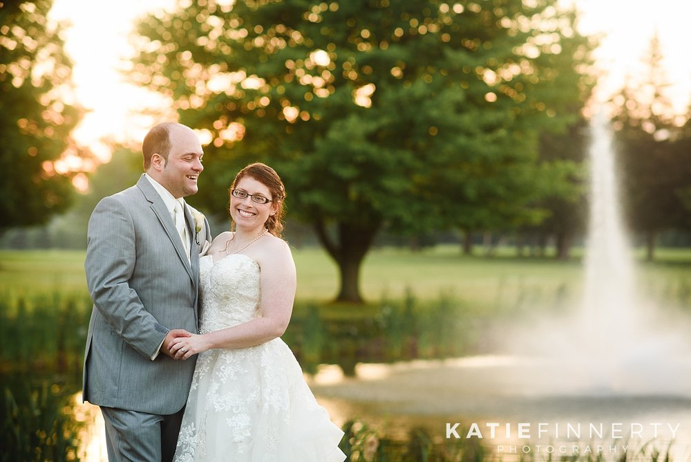Deerfield Country Club Wedding Photography