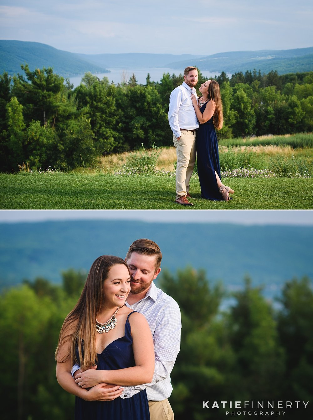 Bristol Harbour Finger Lakes Engagement Photography