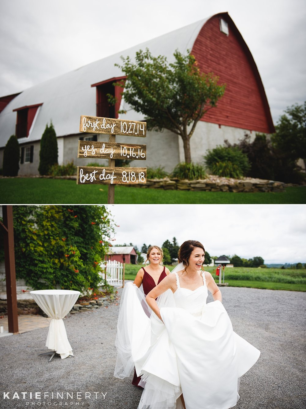 Hayloft on the Arch Syracuse Wedding Photography