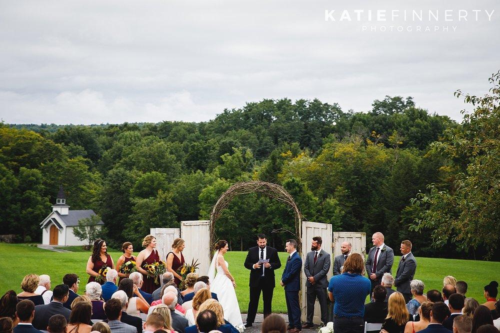 Hayloft on the Arch Syracuse Wedding Photography