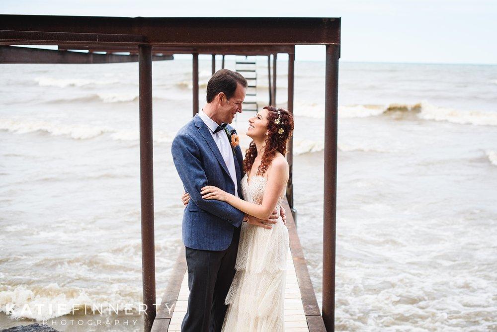 Lake Ontario Rochester Wedding Photography