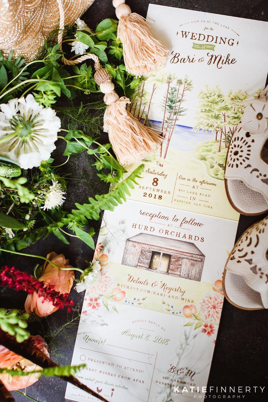 Lake Ontario Fall Rochester Wedding Photography