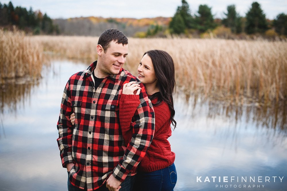 Mendon Ponds Park Rochester Engagement Photography