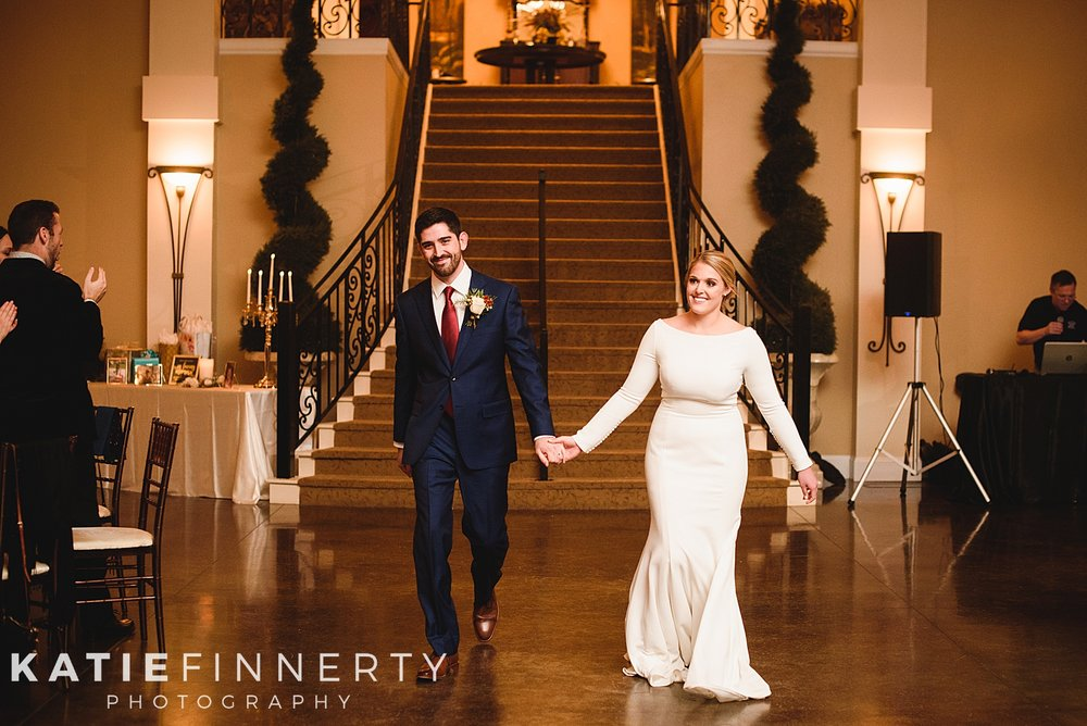 Avanti Mansion Buffalo Winter Wedding Photography