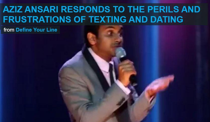Aziz-Texting.JPG