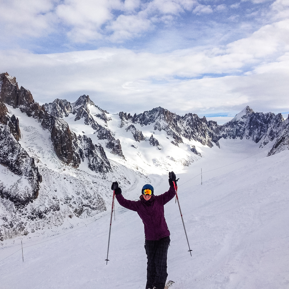 women's oakley ski goggles, women's saloman ski pants, women's mountain hardwear mittens, women's knit visor beanie.jpg