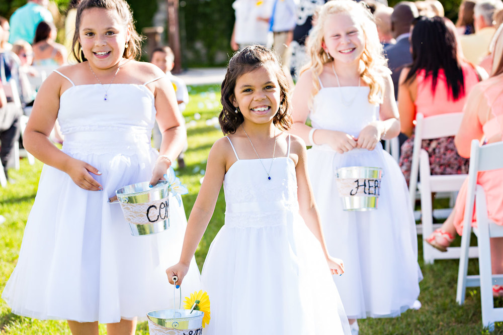 billings-montana-chanceys-wedding-ceremony-recessional-flowergirls.jpg