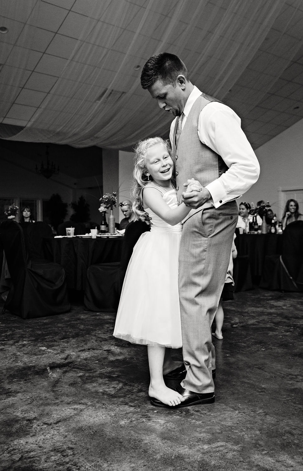 billings-montana-chanceys-wedding-reception-groom-dancing-with-baby-sister.jpg