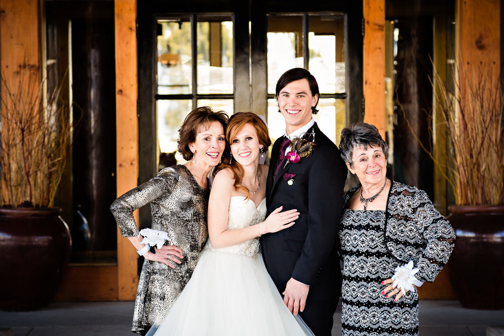 big-sky-montana-winter-wedding-breanna-first-look-bride-groom-grandmas.jpg
