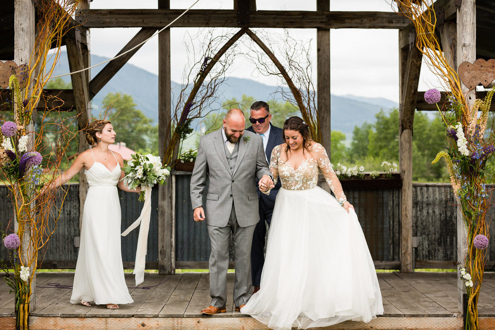 bozeman-hart-ranch-wedding-bride-groom-recessional.jpg