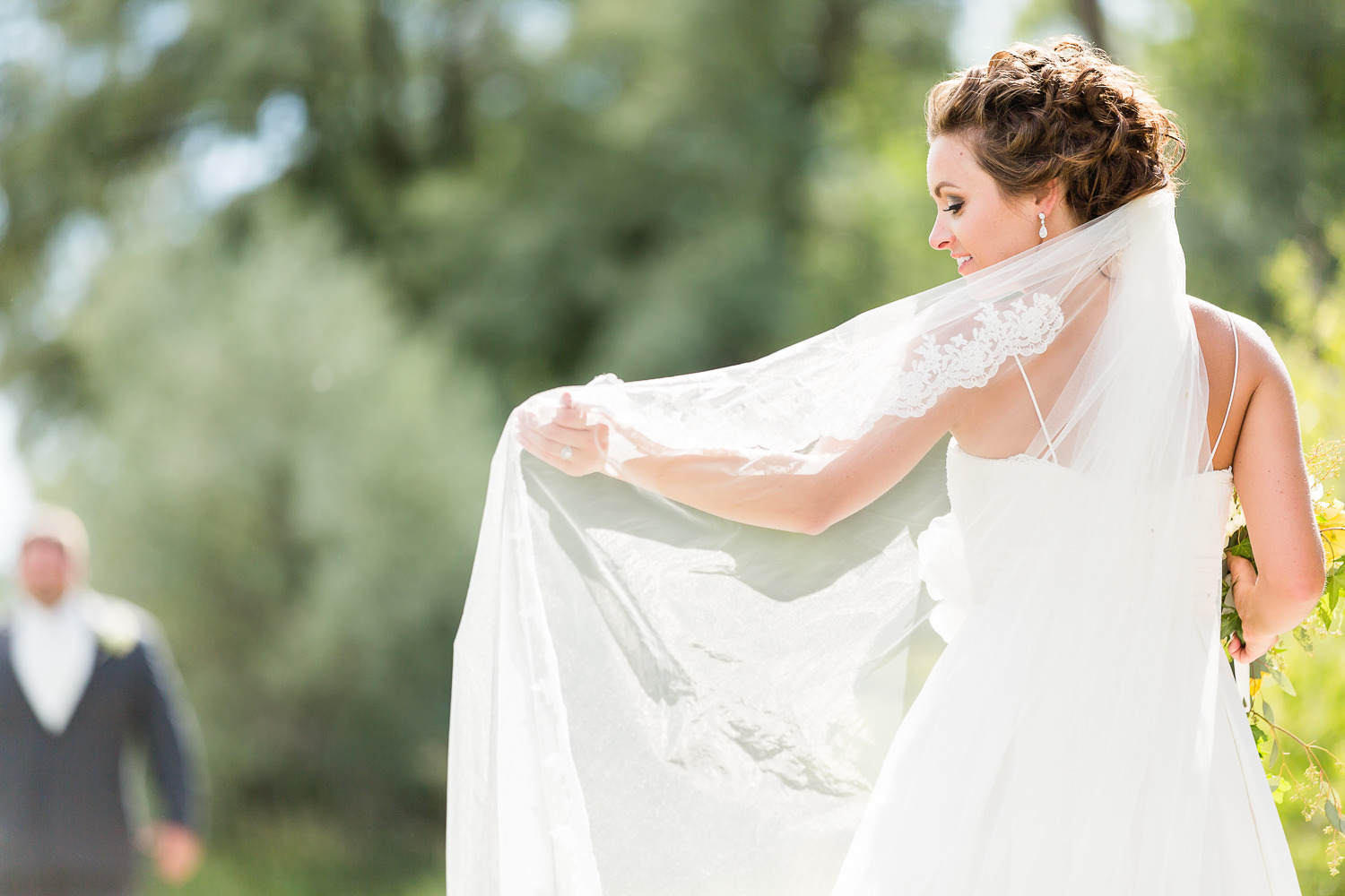 A St. Thomas Ceremony and Barn Reception at Swift River Ranch ...