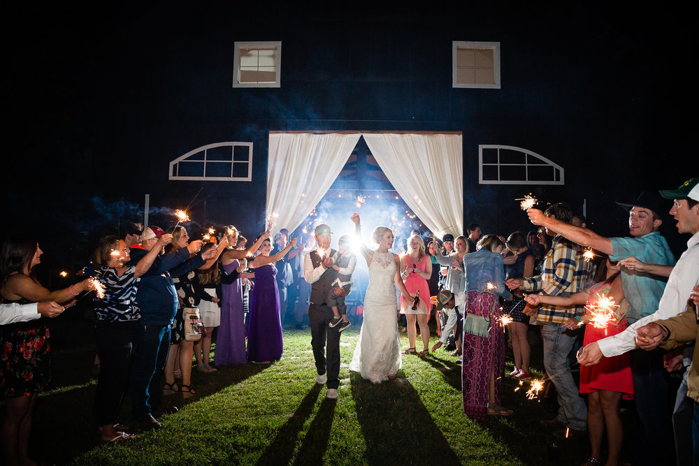 red-lodge-montana-wildflower-wedding-bride-groom-son-sparkler-exit.jpg