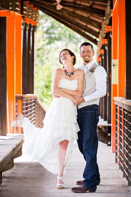 bozeman-montana-wedding-bride-groom-laughing-during-first-look.jpg