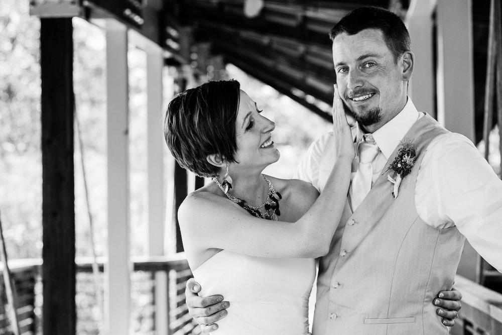 bozeman-montana-wedding-bride-wipes-grooms-tears.jpg