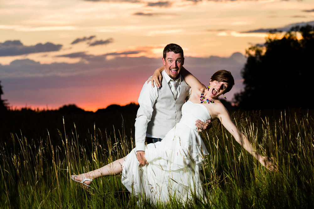bozeman-montana-wedding-bride-groom-sunset-silly-photo.jpg