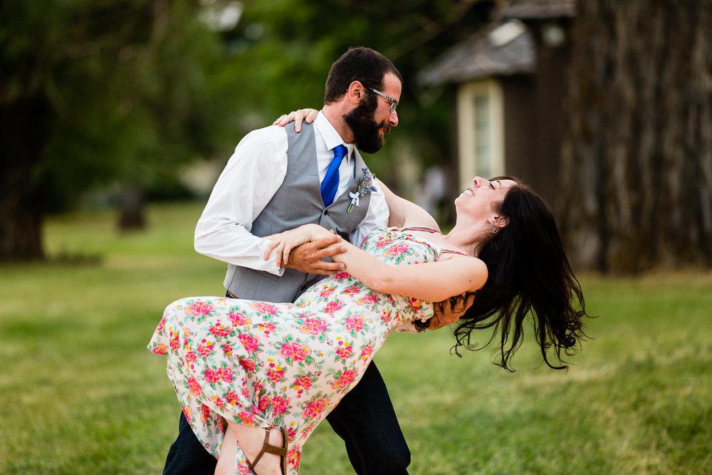 bozeman-montana-wedding-groomsman-dances-with-girlfriend.jpg