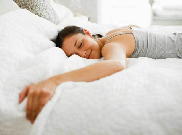A good night's sleep is essential for brain development. - Invest in your learning with proper bedding!
