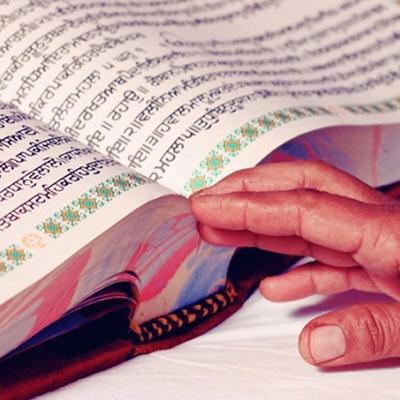 Missing scripture