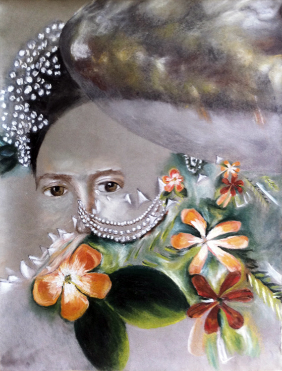 Noses and Flowers; Teeth and Pearls