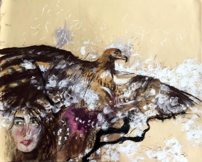 Golden Eagle Magnolia Tree Self